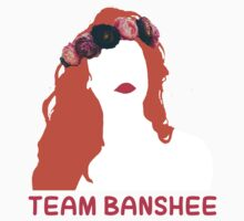 TEEN BANSHEE by harmlette