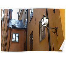 Gamla Stan, Stockholm Poster
