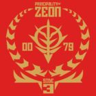 Principality of Zeon by armoredfoe