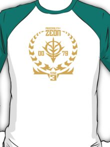 Principality of Zeon T-Shirt