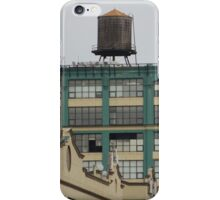 A Water Tower Grows in Brooklyn iPhone Case/Skin