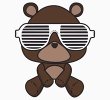 Kanye West Bear by PabbzzyArtist