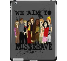 Magically Misbehaved iPad Case/Skin