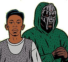 BISHOP NEHRU & DOOM by evanda