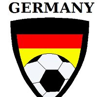 Germany Soccer  by Randy Freeman