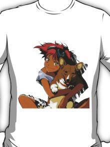 Edward and Ein Cowboy Bebop T-Shirt