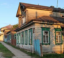 Old rural house by mrivserg