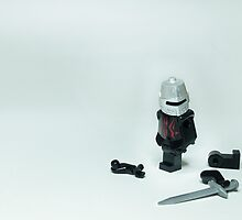 Monty Python Black Knight by StewNor
