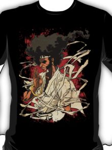 The Puffy Samurai T-Shirt