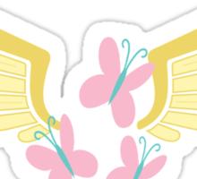 Fluttershy Symbol Sticker