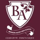I'm So Fancy - (White Ink) Clueless - Bronson Alcott High School Class of 95 by designedbyn