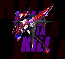 Kill la Kill - Ryuko Matoi by coffeewatson