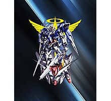 Mobile Suit Gundam 00 Photographic Print