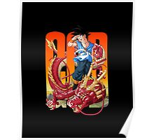 The God Son Goku Poster