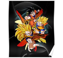 Dragon Ball Z - Son Goku Poster