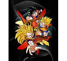 Dragon Ball Z - Son Goku Photographic Print