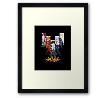 Evangelion 2.0: You Can (Not) Advance Framed Print