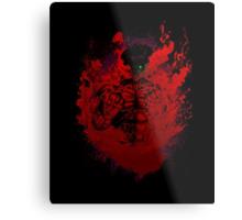 Shingeki No Kyojin - I Titan Will Never Die Metal Print