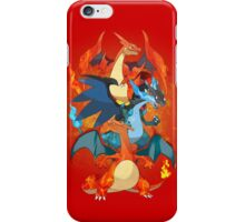 I Mega Charizard iPhone Case/Skin