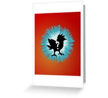 Who's that Pokemon - Spearow Greeting Card