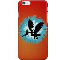 Who's that Pokemon - Fearow iPhone Case/Skin