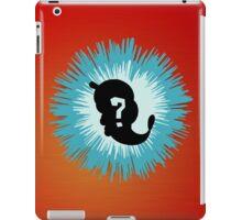 Who's that Pokemon - Caterpie iPad Case/Skin
