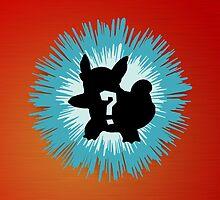 Who's that Pokemon - Wartortle by jebez-kali