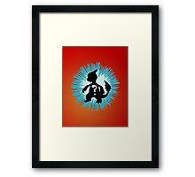 Who's that Pokemon - Charmeleon Framed Print