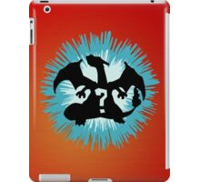 Who's that Pokemon - Charizard iPad Case/Skin