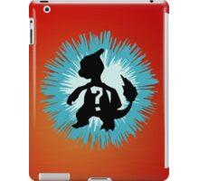 Who's that Pokemon - Charmeleon iPad Case/Skin