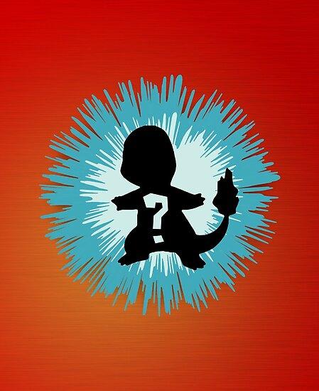 Who's that Pokemon - Charmander by jebez-kali