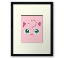 Pokemon: Jigglypuff Framed Print