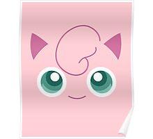Pokemon: Jigglypuff Poster