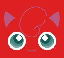 Pokemon: Jigglypuff Kids Clothes