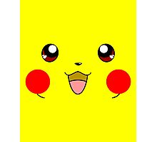 Eyes on Me - Pikachu Photographic Print
