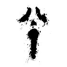 Ghost Face by NatalieMirosch