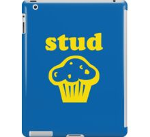 Stud Muffin iPad Case/Skin