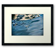 Harbour Patterns #2 Framed Print