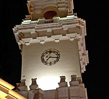 Miraflores Clock Tower by phil decocco