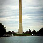 The Washington Monument by Bine