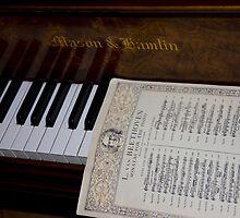 A Sonata By Ludwig by Al Bourassa