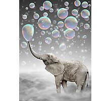The Simple Things Are the Most Extraordinary (Elephant-Size Dreams) Photographic Print