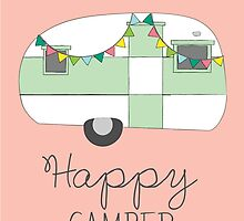 Happy Camper by Heather Clauson