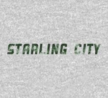 DC Comics - Starling City  by echorose