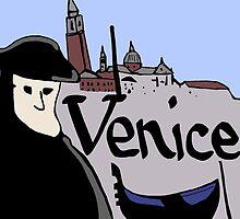 Symbols of Venice by Logan81