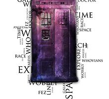 The Doctors Universe by ClickyCrisp