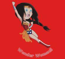 Wonder Woman!! by Lunaria91