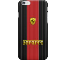 Ferrari Lover #3 [Gold - Red] #2 iPhone Case/Skin