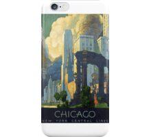Chicago iPhone Case/Skin