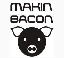 Making Bacon Kids Clothes